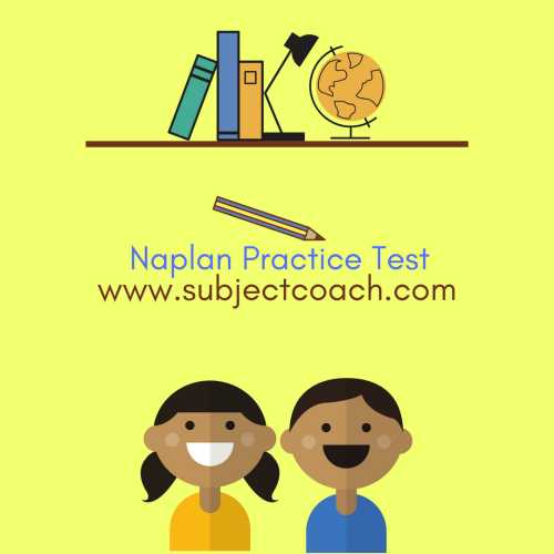 NAPLAN Test Subject Coach